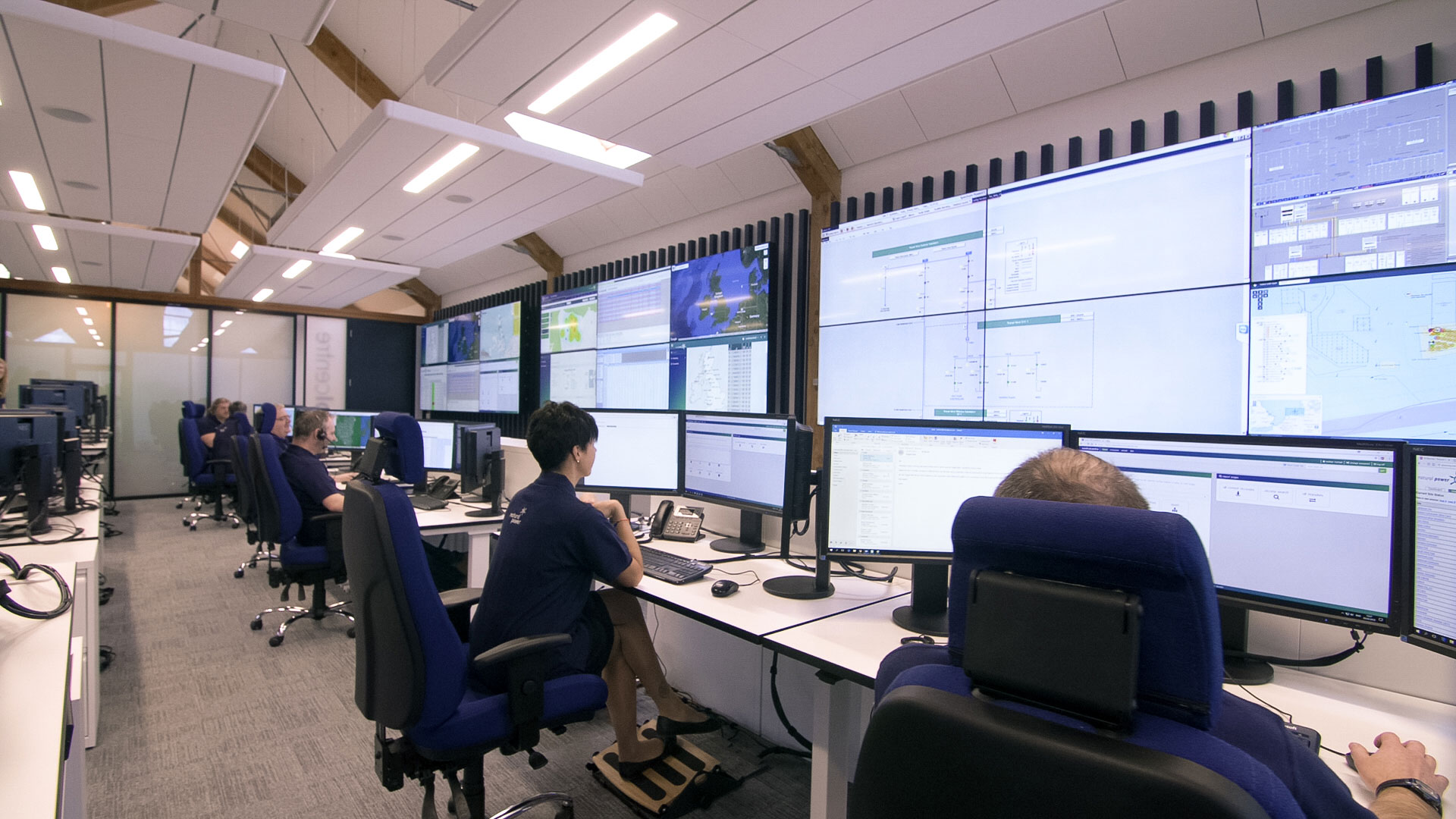 Control Centre 1