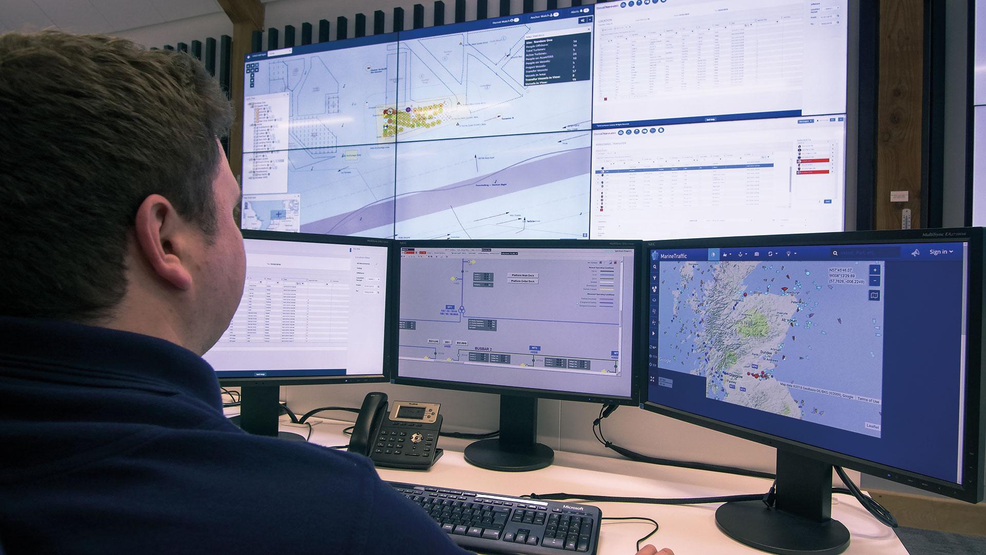 Control Centre 2