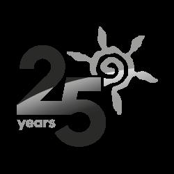 25yr logo