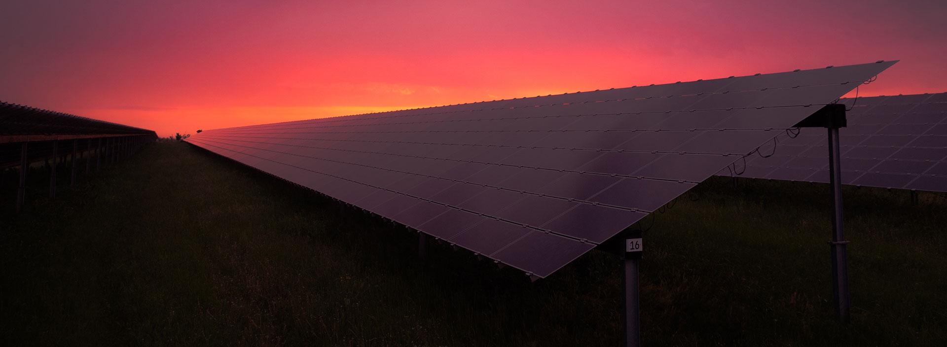 Solar Stats background image