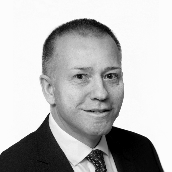 John Wilson, director of consulting services